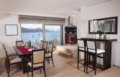 28, A large villa right on the beach in Elounda Bay