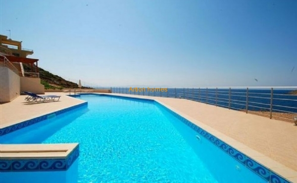 House over the sea, swimming pool, panoramic views