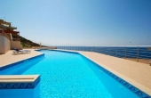 52, House over the sea, swimming pool, panoramic views