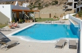 129, Apartments in the complex in the south of Crete