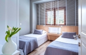 324, Luxury villa for sale with a private beach in Elounda