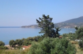 325, A villa among the picturesque nature by the sea and the beach
