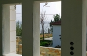 393, New house by the sea in 70 m from a beach and near to village
