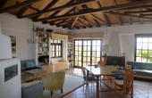 415, Villa on a plot of 1.5 hectares in a quiet picturesque place on a hill
