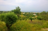 418, Plot near the sea and infr-roy, sea view
