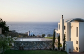 426, Elegant villa of 500 sq.m. c ultra sea views
