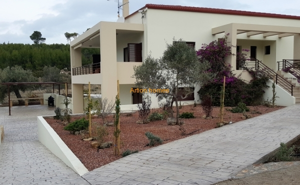 Newly built detached house in Loutraki-Perachora