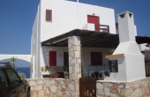 2002, Maisonette with unlimited sea view in Punta Zeza, Sounio