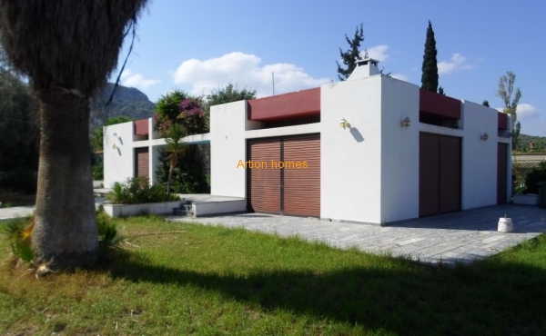 Detached House of 200 sq m, seaside in Agioi Apostoloi, Agia Marina