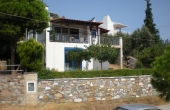 2017, Two storey house in Distion Petries 50m from the beach