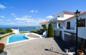 2035, Villa in Municipality Anthidonos, Drosia with unlimited view